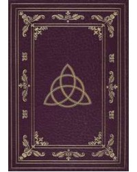 Wiccan Triquetra Blank Journal Mystic Convergence Metaphysical Supplies Metaphysical Supplies, Pagan Jewelry, Witchcraft Supply, New Age Spiritual Store