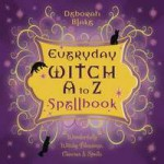 Everyday Witch A-Z Spellbook - Witchy Blessings, Charms, Spells at Mystic Convergence Metaphysical Supplies, Metaphysical Supplies, Pagan Jewelry, Witchcraft Supply, New Age Spiritual Store