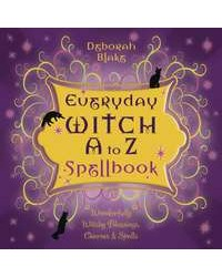 Everyday Witch A-Z Spellbook - Witchy Blessings, Charms, Spells Mystic Convergence Metaphysical Supplies Metaphysical Supplies, Pagan Jewelry, Witchcraft Supply, New Age Spiritual Store