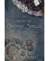 Book of Crystal Spells Mystic Convergence Metaphysical Supplies Metaphysical Supplies, Pagan Jewelry, Witchcraft Supply, New Age Spiritual Store
