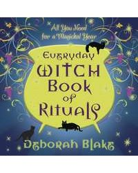 Everyday Witch Book of Rituals - All You Need for a Magickal Year Mystic Convergence Metaphysical Supplies Metaphysical Supplies, Pagan Jewelry, Witchcraft Supply, New Age Spiritual Store