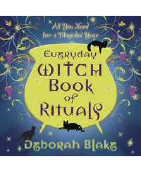 Everyday Witch Book of Rituals - All You Need for a Magickal Year at Mystic Convergence Metaphysical Supplies, Metaphysical Supplies, Pagan Jewelry, Witchcraft Supply, New Age Spiritual Store