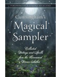 Cunningham's Magical Sampler - Collected Writings and Spells Mystic Convergence Metaphysical Supplies Metaphysical Supplies, Pagan Jewelry, Witchcraft Supply, New Age Spiritual Store