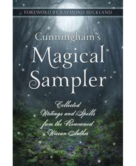 Cunningham's Magical Sampler - Collected Writings and Spells at Mystic Convergence Metaphysical Supplies, Metaphysical Supplies, Pagan Jewelry, Witchcraft Supply, New Age Spiritual Store