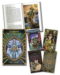 Tarot Illuminati Cards Kit Mystic Convergence Metaphysical Supplies Metaphysical Supplies, Pagan Jewelry, Witchcraft Supply, New Age Spiritual Store