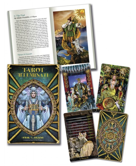 Tarot Illuminati Cards Kit at Mystic Convergence Metaphysical Supplies, Metaphysical Supplies, Pagan Jewelry, Witchcraft Supply, New Age Spiritual Store