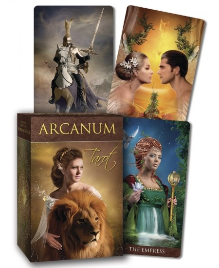 Arcanum Tarot Cards at Mystic Convergence Metaphysical Supplies, Metaphysical Supplies, Pagan Jewelry, Witchcraft Supply, New Age Spiritual Store