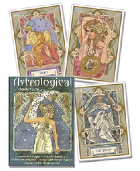 Astrological Oracle Cards at Mystic Convergence Metaphysical Supplies, Metaphysical Supplies, Pagan Jewelry, Witchcraft Supply, New Age Spiritual Store