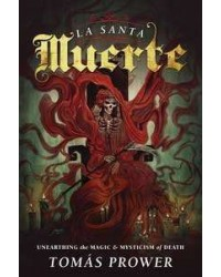 La Santa Muerte by Tomas Prower Mystic Convergence Metaphysical Supplies Metaphysical Supplies, Pagan Jewelry, Witchcraft Supply, New Age Spiritual Store