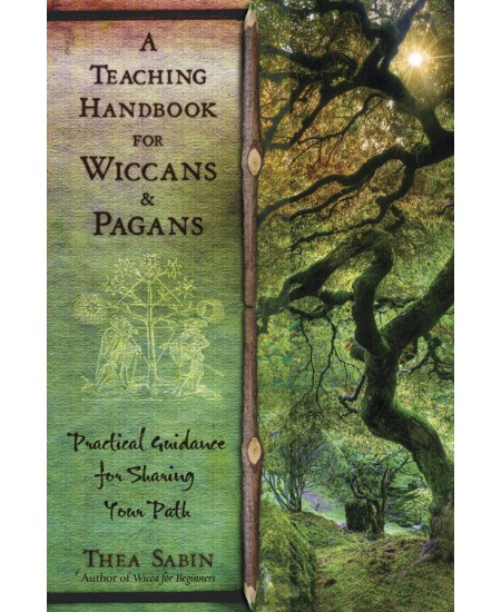 A Teaching Handbook for Wiccans & Pagans at Mystic Convergence Metaphysical Supplies, Metaphysical Supplies, Pagan Jewelry, Witchcraft Supply, New Age Spiritual Store