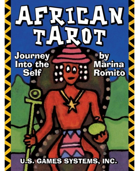 African Tarot Mini Cards at Mystic Convergence Metaphysical Supplies, Metaphysical Supplies, Pagan Jewelry, Witchcraft Supply, New Age Spiritual Store