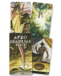 Afro Brazililan Tarot Cards Deck Mystic Convergence Metaphysical Supplies Metaphysical Supplies, Pagan Jewelry, Witchcraft Supply, New Age Spiritual Store