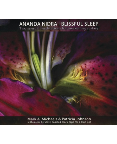 Ananda Nidra: Blissful Sleep CD at Mystic Convergence Metaphysical Supplies, Metaphysical Supplies, Pagan Jewelry, Witchcraft Supply, New Age Spiritual Store