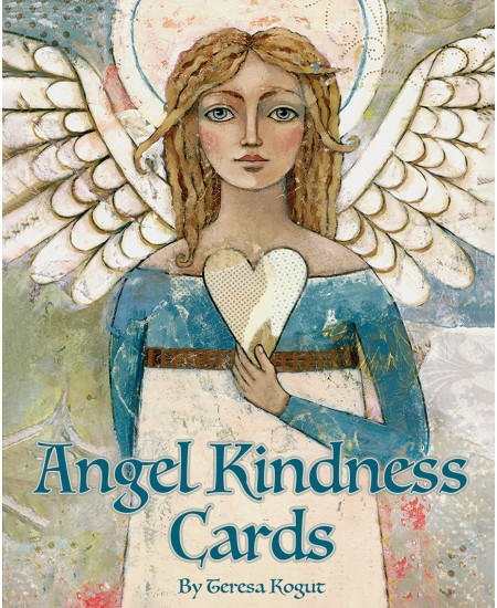 Angel Kindness Cards at Mystic Convergence Metaphysical Supplies, Metaphysical Supplies, Pagan Jewelry, Witchcraft Supply, New Age Spiritual Store