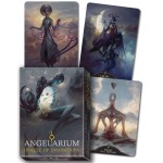 Angelarium: Oracle Card Deck of Emanations at Mystic Convergence Metaphysical Supplies, Metaphysical Supplies, Pagan Jewelry, Witchcraft Supply, New Age Spiritual Store