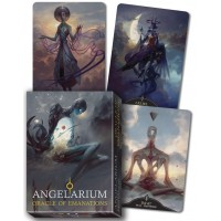 Angelarium: Oracle Card Deck of Emanations