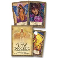 Angels, Gods and Goddesses Oracle Cards Deck