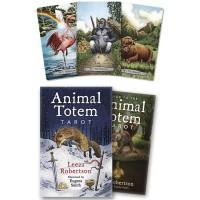Animal Totem Tarot Card Deck
