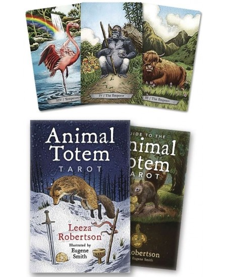 Animal Totem Tarot Cards at Mystic Convergence Metaphysical Supplies, Metaphysical Supplies, Pagan Jewelry, Witchcraft Supply, New Age Spiritual Store