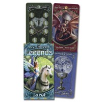 Anne Stokes Legends Tarot Cards Deck
