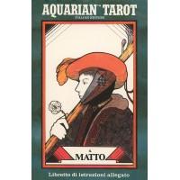 Aquarian Tarot Cards - Italian