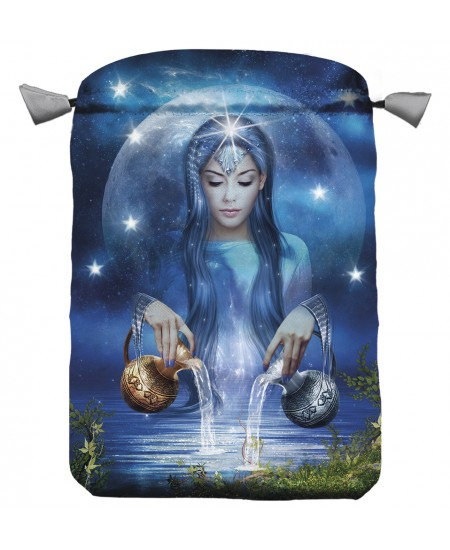 Arcanum Tarot Bag at Mystic Convergence Metaphysical Supplies, Metaphysical Supplies, Pagan Jewelry, Witchcraft Supply, New Age Spiritual Store