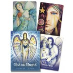 Ask an Angel Oracle Cards at Mystic Convergence Metaphysical Supplies, Metaphysical Supplies, Pagan Jewelry, Witchcraft Supply, New Age Spiritual Store