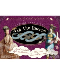 Ask the Queens: Advice Cards Mystic Convergence Metaphysical Supplies Metaphysical Supplies, Pagan Jewelry, Witchcraft Supply, New Age Spiritual Store