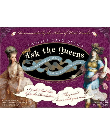 Ask the Queens: Advice Cards at Mystic Convergence Metaphysical Supplies, Metaphysical Supplies, Pagan Jewelry, Witchcraft Supply, New Age Spiritual Store