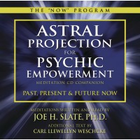 Astral Projection for Psychic Empowerment CD Companion