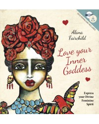 Love Your Inner Goddess Book and CD Set Mystic Convergence Metaphysical Supplies Metaphysical Supplies, Pagan Jewelry, Witchcraft Supply, New Age Spiritual Store