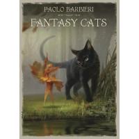 Barbieri Fantasy Cats Book