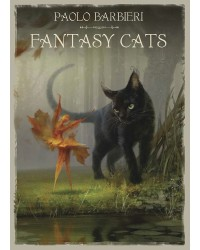 Barbieri Fantasy Cats Book Mystic Convergence Metaphysical Supplies Metaphysical Supplies, Pagan Jewelry, Witchcraft Supply, New Age Spiritual Store