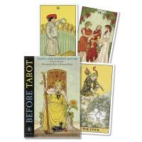 Before Tarot Card Deck Kit