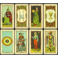 Book of Thoth - Etteilla Tarot Card Deck