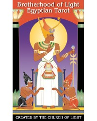 Brotherhood of Light Egyptian Tarot Cards Mystic Convergence Metaphysical Supplies Metaphysical Supplies, Pagan Jewelry, Witchcraft Supply, New Age Spiritual Store