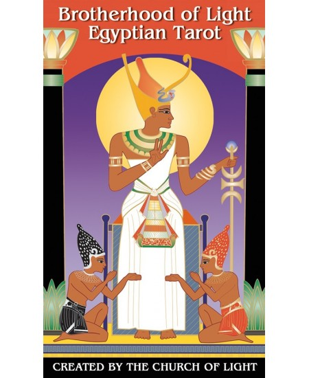 Brotherhood of Light Egyptian Tarot Cards at Mystic Convergence Metaphysical Supplies, Metaphysical Supplies, Pagan Jewelry, Witchcraft Supply, New Age Spiritual Store