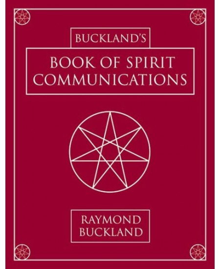Buckland's Book of Spirit Communications at Mystic Convergence Metaphysical Supplies, Metaphysical Supplies, Pagan Jewelry, Witchcraft Supply, New Age Spiritual Store