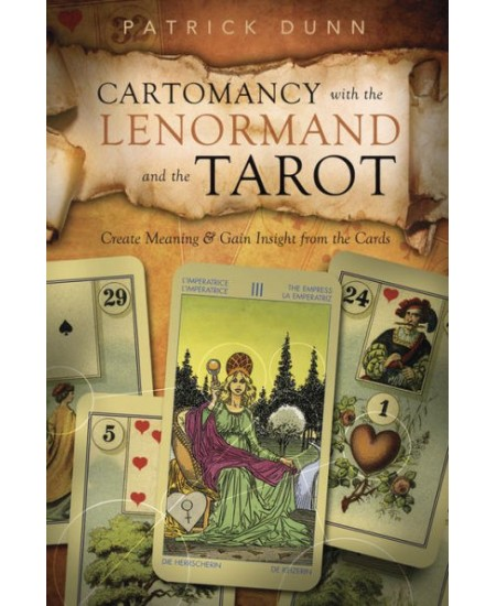 Cartomancy with the Lenormand and the Tarot at Mystic Convergence Metaphysical Supplies, Metaphysical Supplies, Pagan Jewelry, Witchcraft Supply, New Age Spiritual Store