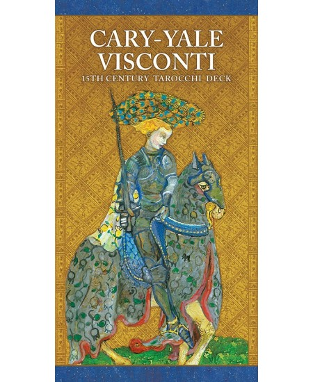Cary-Yale Visconti 15th Century Tarocchi Tarot Cards Deck at Mystic Convergence Metaphysical Supplies, Metaphysical Supplies, Pagan Jewelry, Witchcraft Supply, New Age Spiritual Store