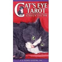 Cat's Eye Tarot Cards Deck