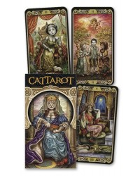 CatTarot Deck Mystic Convergence Metaphysical Supplies Metaphysical Supplies, Pagan Jewelry, Witchcraft Supply, New Age Spiritual Store