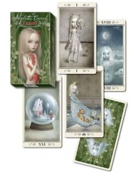 Ceccoli Tarot Card Deck - Nicoletta Ceccoli Mystic Convergence Magical Supplies Wiccan Supplies, Pagan Jewelry, Witchcraft Supplies, New Age Store