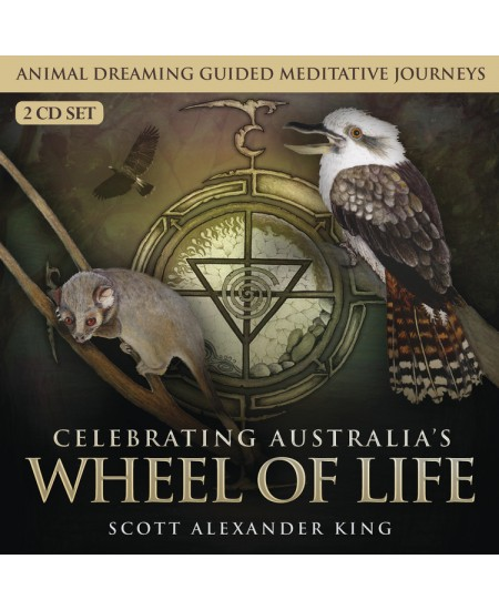 Celebrating Australia's Wheel of Life 2 CD Set at Mystic Convergence Metaphysical Supplies, Metaphysical Supplies, Pagan Jewelry, Witchcraft Supply, New Age Spiritual Store