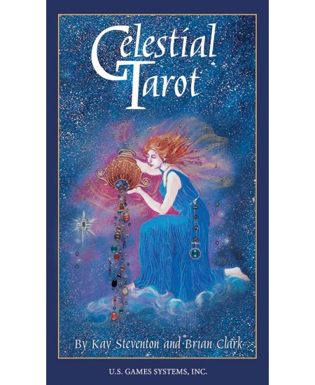 Celestial Tarot Cards at Mystic Convergence Metaphysical Supplies, Metaphysical Supplies, Pagan Jewelry, Witchcraft Supply, New Age Spiritual Store