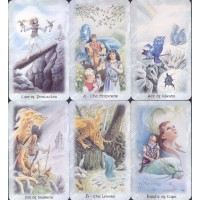 Celtic Dragon Tarot Card Kit