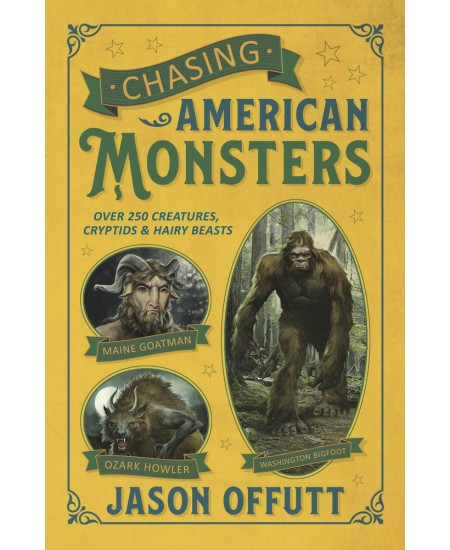 Chasing American Monsters at Mystic Convergence Metaphysical Supplies, Metaphysical Supplies, Pagan Jewelry, Witchcraft Supply, New Age Spiritual Store