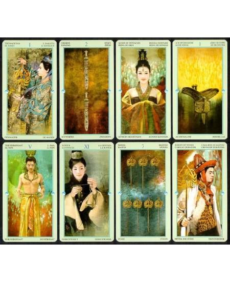 China Tarot Card Deck