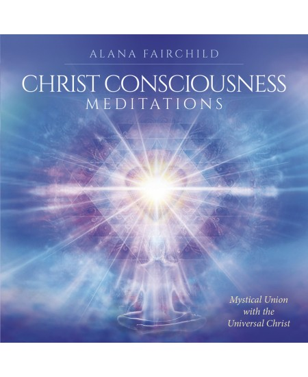 Christ Consciousness Meditations CD at Mystic Convergence Metaphysical Supplies, Metaphysical Supplies, Pagan Jewelry, Witchcraft Supply, New Age Spiritual Store