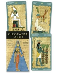 Cleopatra Tarot Cards Mystic Convergence Metaphysical Supplies Metaphysical Supplies, Pagan Jewelry, Witchcraft Supply, New Age Spiritual Store